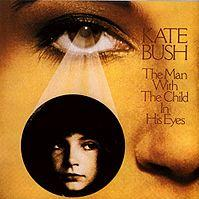 Kate Bush - The Man With The Child In His Eyes cover