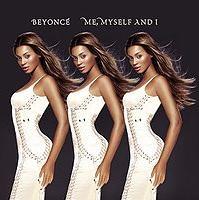 Beyoncé - Me, Myself And I cover
