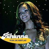 Rihanna - Pon De Replay cover