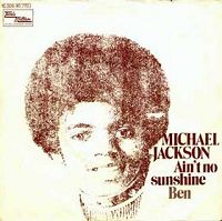 Michael Jackson - Ain't no sunshine cover