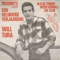 Will Tura - Als de zomer weer voorbij zal zijn cover