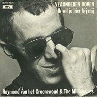 Raymond van het Groenewoud - Vlaanderen Boven cover