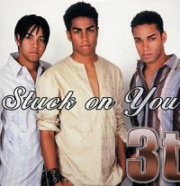3T - Stuck on you cover