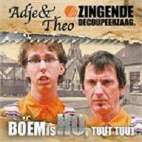 Adje & Theo - Boem is ho, tuut tuut cover