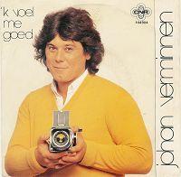 Johan Verminnen - 'k Voel me goed cover