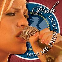 Pink - Dear Mr. President (Unplugged) cover