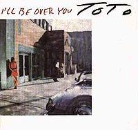 Toto - I'll Be Over You cover