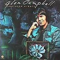 Glen Campbell - Southern Nights cover