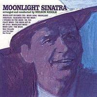 Frank Sinatra - Moonlight Serenade cover