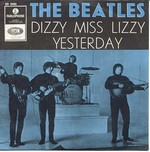 Beatles - Dizzy Miss Lizzy cover