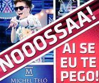 Michel Teló - Ai se eu te pego cover